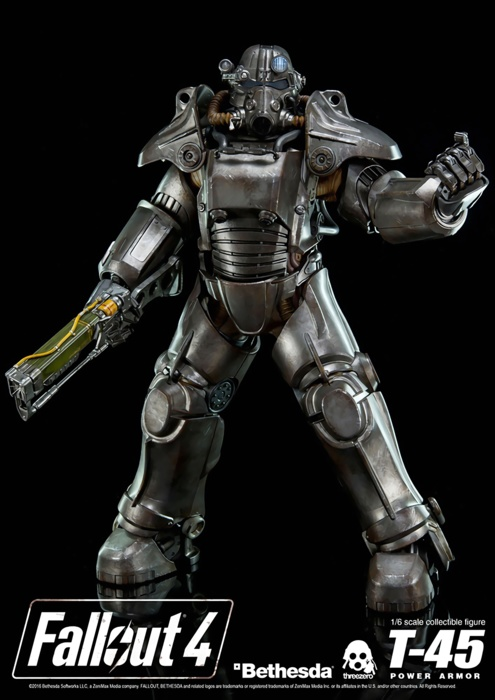 T-45 POWER ARMOR (T-45 パワーアーマー)