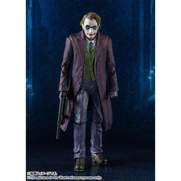 S.H.Figuarts ジョーカー(The Dark Knight)
