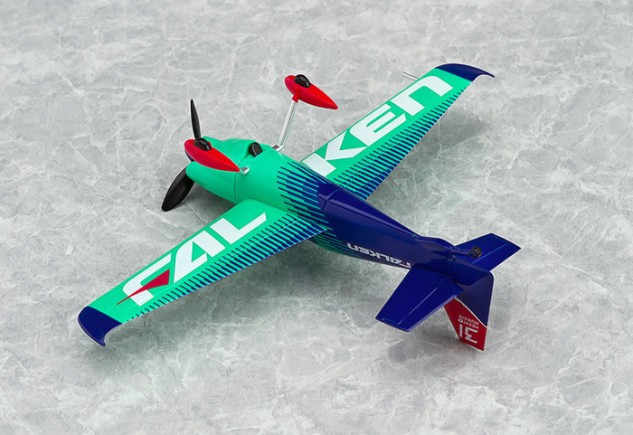 Red Bull Air Race Team Yoshi Muroya Commemorative Aircraft Model 2017Ver.